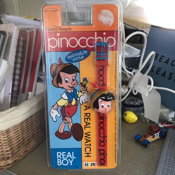 pinocchio watch